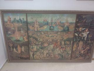 cuadro puzzle gigante