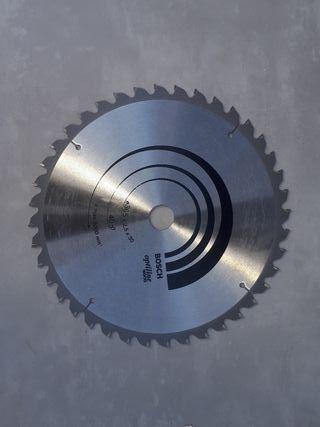 Disco de corte Bosch optiline wood 305 x 2,5 x 30
