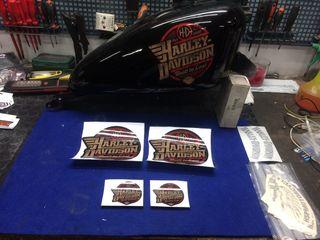 Emblemas para Depósito Harley