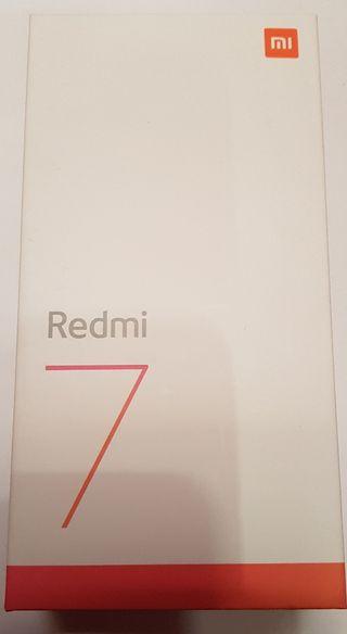 Xiaomi Red Mi 7 32gb black