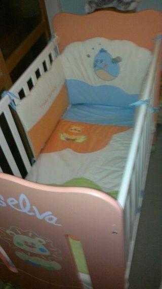 dormitorio bebé Mi Cuna