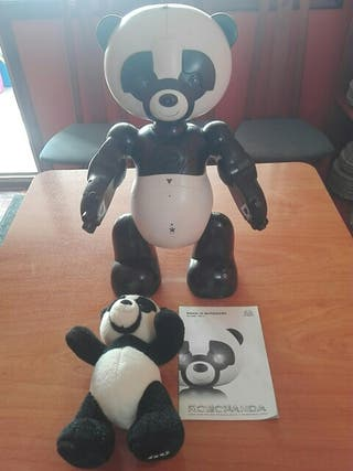 Robot ROBOPANDA.