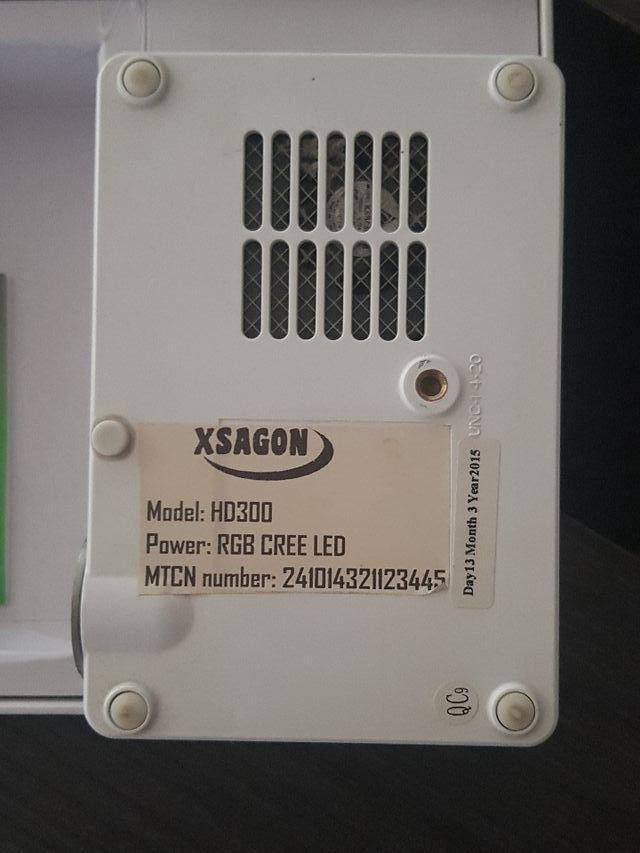 Proyector Xsagon HD300 3D