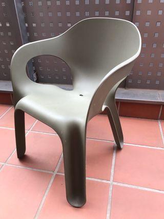 Sillas de diseño italiano
