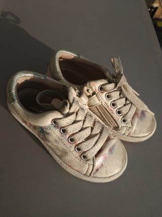 Zapatos tipo Sneakers