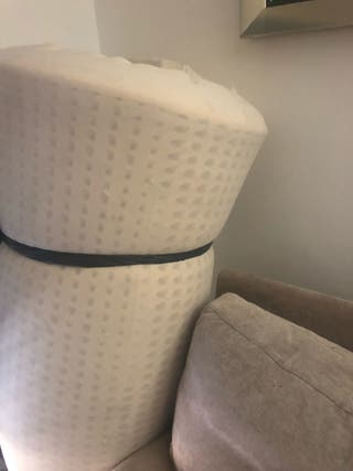 Colchón latex