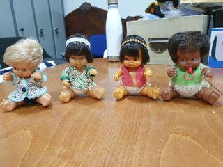 muñecas barriguitas famosa 97