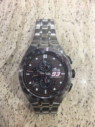 Reloj Lotus Marc Márquez.