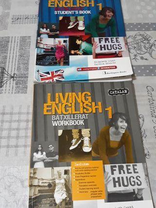 libros de bachillerato de inglés.