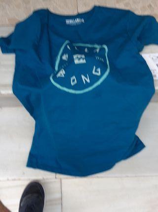 camiseta billa bong