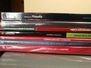 Libros Bachillerato I