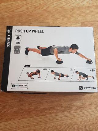 Push Up Wheel