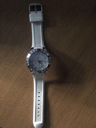 Reloj blanco Festina swarovski