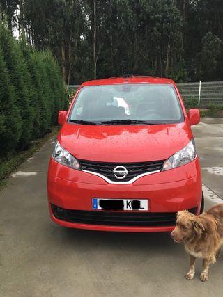 Nissan Nv200 Evalia 2017