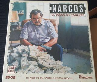 Narcos, Juego de Mesa en español