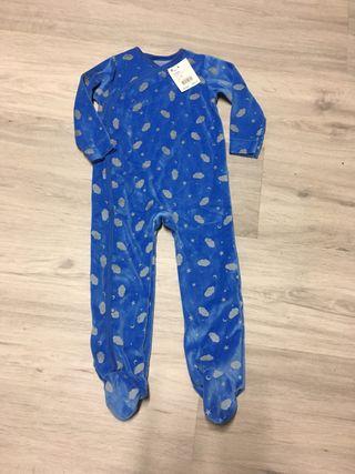 Pijama bebe cotton juice 24-36