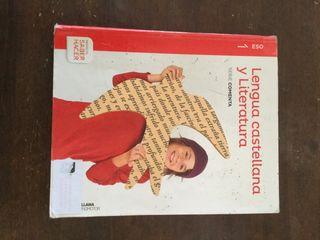 Libro lengua castellana y literatura 1 eso