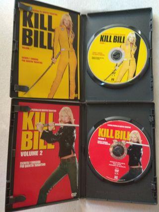 DVDS Kill Bill