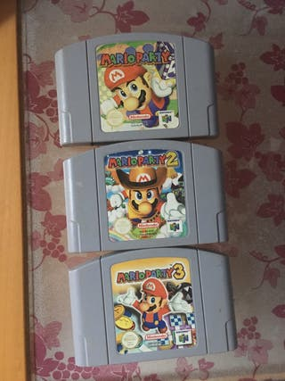 Mario party pack