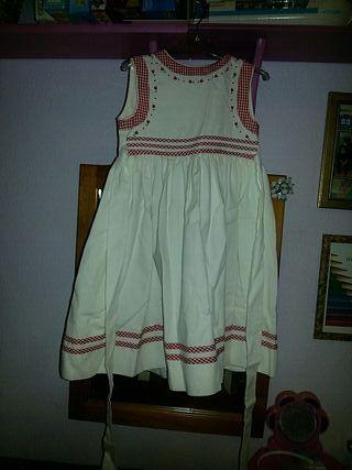 vestido niña 4 anos