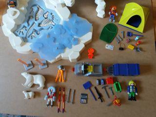 Playmobil expedición Polo Norte