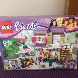 Juego LEGO FRIENDS supermercado-nuevo
