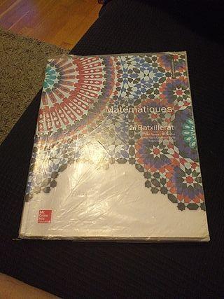 libro 2 de bachillerato Matematiques