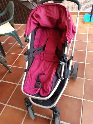 Carro cuco/silla paseo Mothercare