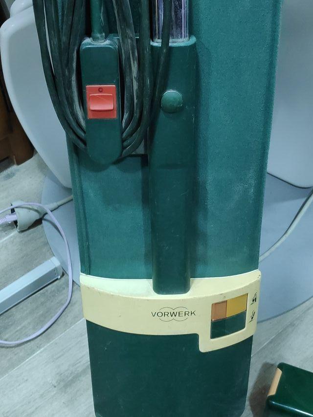aspirador vorwerk vintage