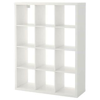 Estantería IKEA (blanca)