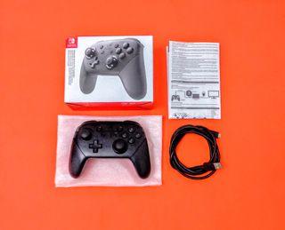 Mando Pro Nintendo Switch + Cable USB
