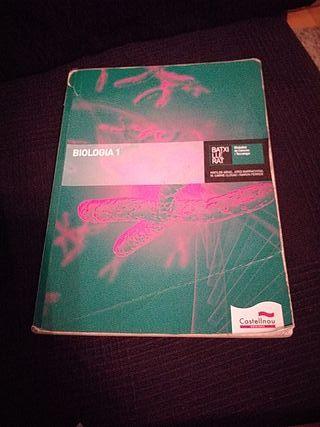 libro de 1 de bachillerato Biología