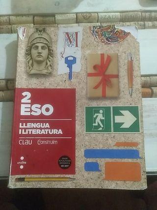 llengua i literatura 2 eso