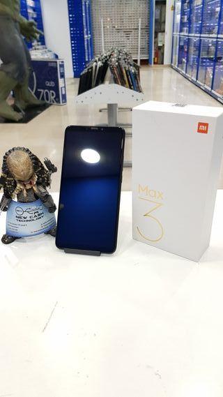 XIAOMI MI MAX 3 64GB BLACK IMPOLUTO