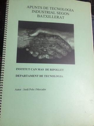 Libro tecnologia 2 bachillerato