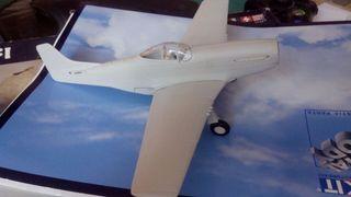 Maqueta de avión