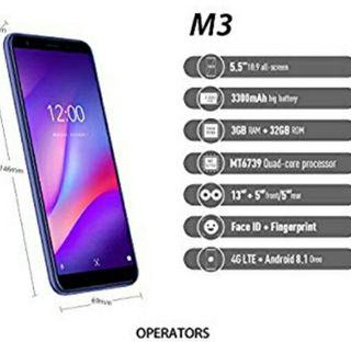 VERNEE M3 DUAL SIM. 32 GB