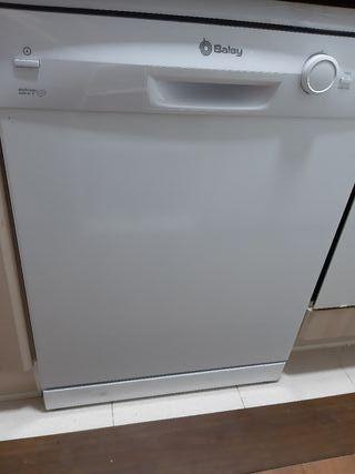 nuevo lavavajillas Balay A+