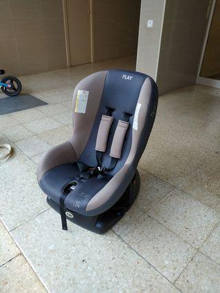 silla coche grupo 0 y 1