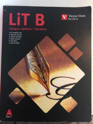 Libro 1ro de Bachillerato Literatura Catalana