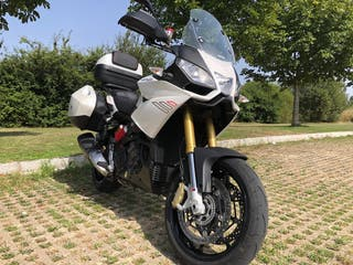 Aprilia Caponord 1200 Travel Pack ABS +ADD