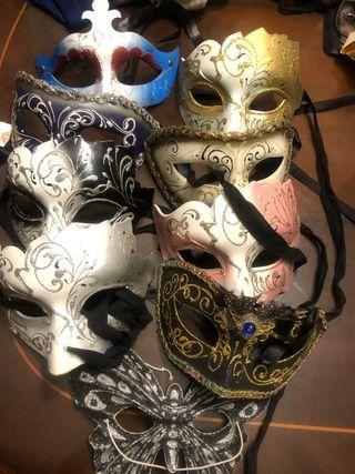 9 Máscaras