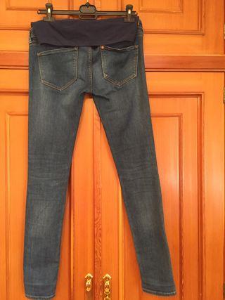 Pantalones vaqueros embarazada H&M