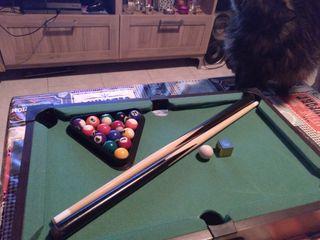 Mini billar Pool table