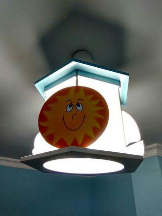lampara infantil