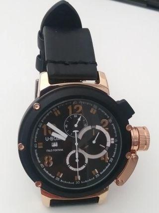 Reloj de hombre deportivo de cuarzo nuevo