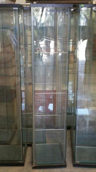 vitrinas cristal