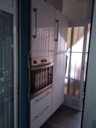 Mueble Ikea cocina de segunda mano en la provincia de Madrid en WALLAPOP