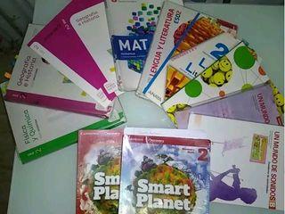 Libros 2 ESO Santo Domingo de Silos Pinto