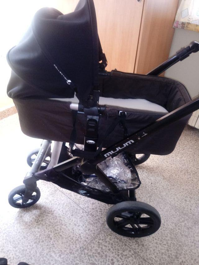 carrito bebe